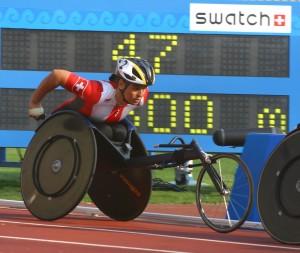 Paralympics Athen